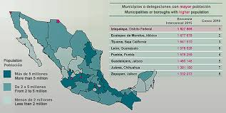 Mexican Map African Descent Mexicans Counted In Country U0027s Census For The First