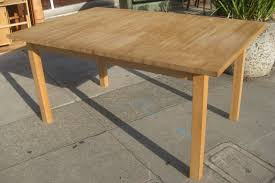 antique butcher block table the top home design