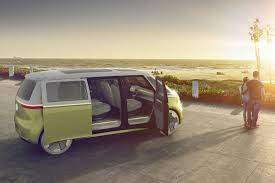 volkswagen kombi interior new volkswagen microbus concept revealed at detroit motor show