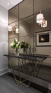 home interior mirror best 25 modern foyer ideas on contemporary hallway