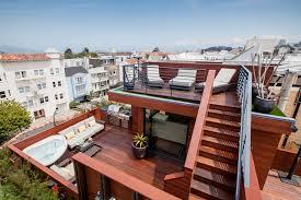 rooftop deck design elegant design for decks with roofs ideas deck roof design ideas