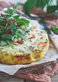 The Slow Mediterranean Kitchen Slow Cooker Frittata Bursting With Summer Produce