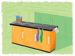 how to make an kitchen island 4 ways to make a kitchen island wikihow
