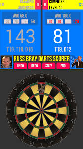 russ bray darts scorer amazon co uk appstore for android