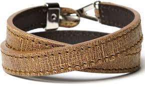 double wrap bracelet images Yves saint laurent double wrap bracelet upscalehype jpg