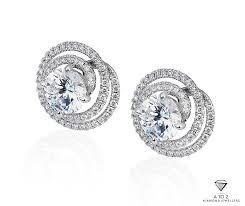 diamond earrings india designer diamond earrings manufacturer manufacturer from jaipur