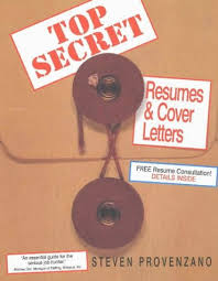 Free Resume Consultation 1 Top Secret Resumes And Cover Letters Steven Provenzano
