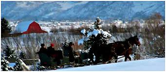rocky mountain outfitters sleigh rides