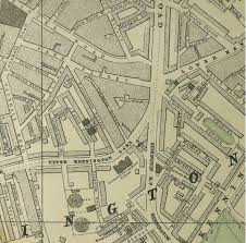 vauxhall gardens today vauxhall kennington u0026 the oval maps