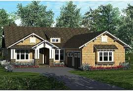 one story house one story craftsman home plan 17704lv architectural designs