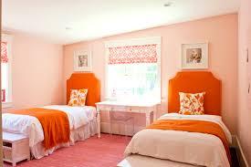 apartments captivating orange bedroom home design pictures coral