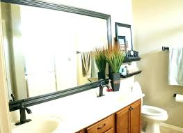 wall mounted extendable mirror bathroom large wall mounted bathroom mirrors wall mirror design collections