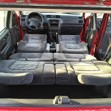 honda crv table i think this is one of the coolest and weirdest features of the cr