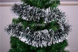 wholesale decoration tree tinsel home elements