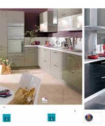 cuisine candide taupe cuisine ikea couleur taupe meubles avec galerie et meuble cuisine