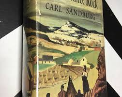 carl sandburg etsy