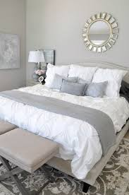 neutral master bedroom refresh white bedding master bedroom and