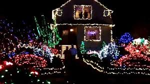 Oregon Garden Christmas Lights Holiday Light Display Shore Acres Oregon Youtube