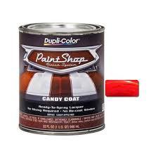 dupli color bsp303 32 oz apple red paint shop candy coat