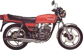 suzuki gt250 x7 added to vintage parts programme morebikes