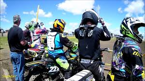 rockstar motocross helmets regina motocross rockstar energy amateur day youtube
