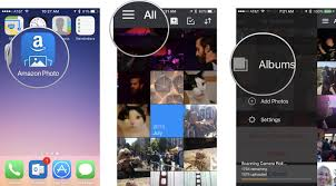 electronic photo albums how to create albums in photos on iphone and imore