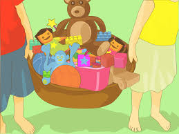 how to organize toys home organization how to articles from wikihow