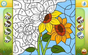 color by numbers flowers pro android apps on google play