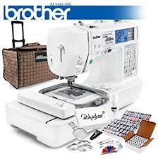 amazon black friday 2017 deals sewing machine amazon com brother lb 6800prw project runway sewing embroidery