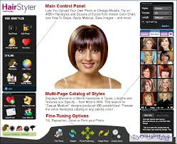 hair color simulator try on hairstyles online colors cuts virtual hair gallery