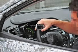 koleos renault 2015 2016 renault koleos crossover dashboard spied