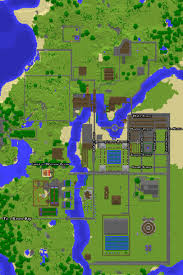Minecraft City Maps Scoot U0027s Canoe Minecraft