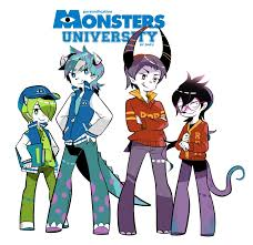 monsters university image 1616662 zerochan anime image board
