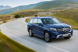 2017 mercedes benz gls is here u2013 the s class of the suvs