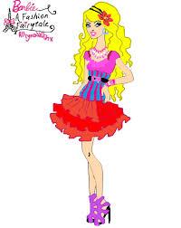 abarbie draw barbie allyxawinx deviantart