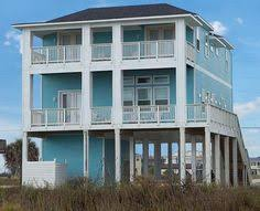 surfside beach house rental view of house with wheelchair access