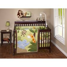 Monkey Crib Bedding Sets Crib Bedding Sets Jungle Animals Baby Crib Design Inspiration