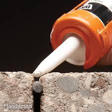Repair Concrete Patio Cracks Concrete Repair The Family Handyman