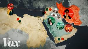 Middle East Map Quiz Game by Blog Tutor2u Politics