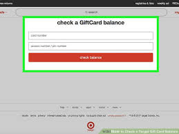 gift card software how to check a target gift card balance 9 steps with pictures