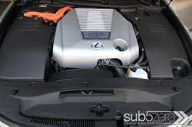 lexus gs 450h luxury line first drive 2011 lexus gs450h review