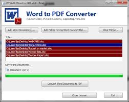 Word To Pdf Free Word To Pdf Converter Downloads