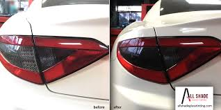 tail light tint installation tail light tint all shade 3m window tinting car window tinting