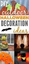 15 spooktacular outdoor halloween decorations jpg 7 spectacular ways to create spooky halloween outdoor lighting