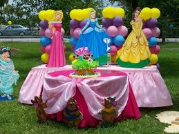 party decoration rentals princess decorations from partyzon party rental in fl 33019