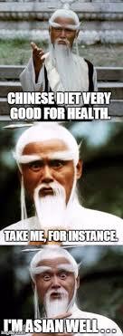 Confucius Says Meme - confucius say chinese food good imgflip