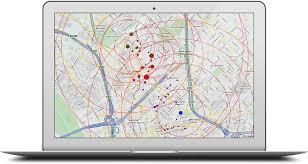 Draw A Radius On A Map Qlikmaps