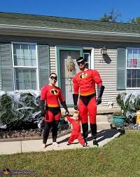 Incredibles Halloween Costume Incredibles Family Halloween Costume