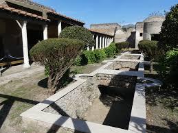 chambre d h e baie de somme jardins villa romaine pompéi pompéi herculaneum paestum