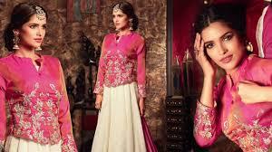 long designer dresses u0026 suits for women u0026 girls indo western